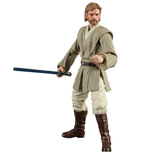 "Star Wars The Black Series AOTC Obi Wan Kenobi 6"" Figure - Pre-Order"